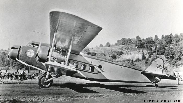 USA Boeing Model 80-A1