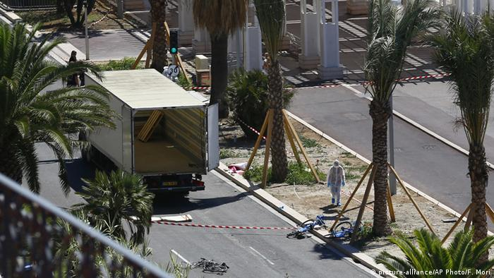 Frankreich Terroranschlag in Nizza