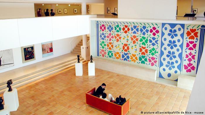 Nice Henri Matisse Museum, Copyright: picture-alliance/dpa/Ville de Nice - musee