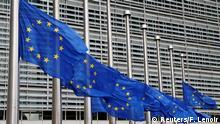 Belgien EU Halbmastbeflaggung Anschlag in Nizza