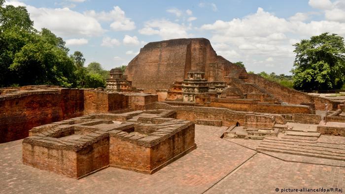 Nalanda Mahavihara Weltkulturerbe Kunst Kulturlandschaft Indien