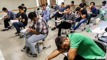 Iran KW 28 Aufnahmeprüfung