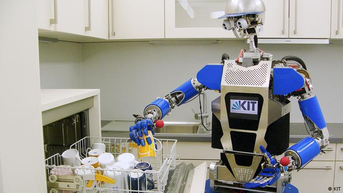 Создать в домашних условиях робота