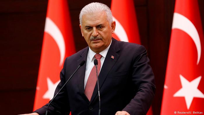 Binali Yildirim, primeiro-ministro turco