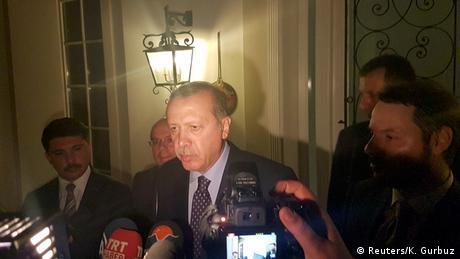 Türkei Putschversuch Präsident Erdogan