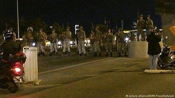 Турция, ночь на 16 июля 2016 г.