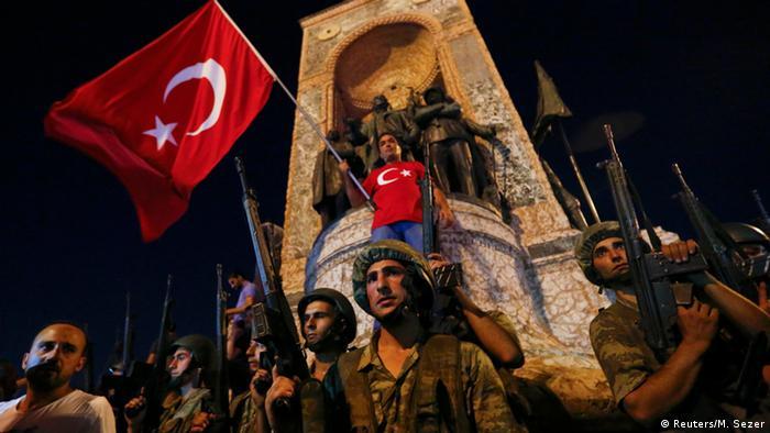 Türkei Putschversuch Soldaten