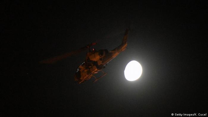 Türkei Putschversuch Armee Hubschrauber