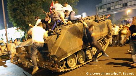 Türkei Putschversuch Gewalt eskaliert