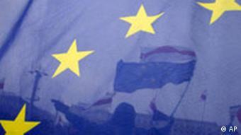 EU stützt weißrussische Opposition