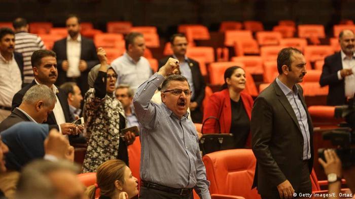 Turkish MPs