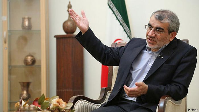 Iran Abd-Khodaei Wächterrat