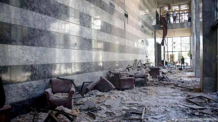 15 Temmuz darbe girişimi sırasında TBMM binası uçaklardan atılan bombalara hedef olmuştu.