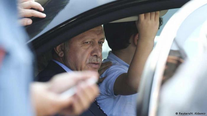 Турският президент Ердоган