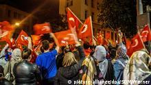 Schon früher gingen in Deutschland lebende Türken für ihren Präsidenten auf die Straße - wie hier in Stuttgart