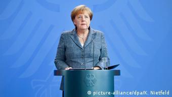 Меркель виступила із заявою щодо спроби путчу в Туреччині