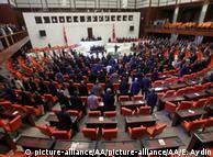 Засідання турецького парламенту