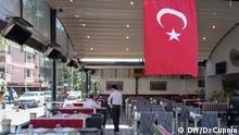 Türkei Nach dem Militärcoup Restaurant in Ankara