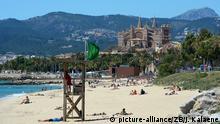 Spanien Tourismus Mallorca