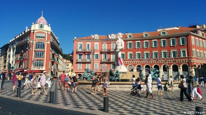 Frankreich Nizza Trauer nach Amokfahrt