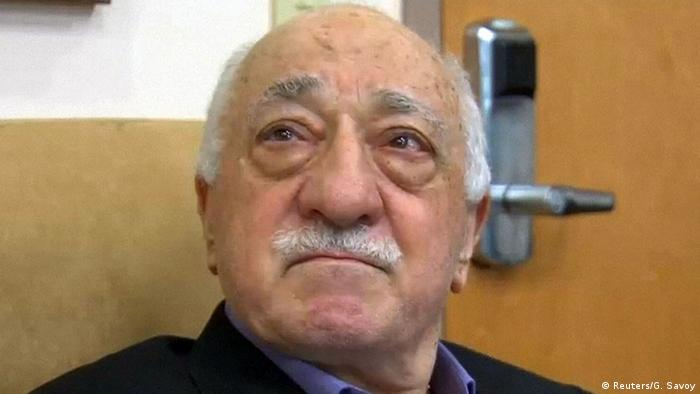 US-based cleric Fethullah Gulen, whose followers Turkey blames for the failed 2016 coup (Reuters/G. Savoy)