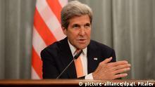 Russland John Kerry Außenminister USA