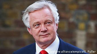 David Davis - Brexit Minister