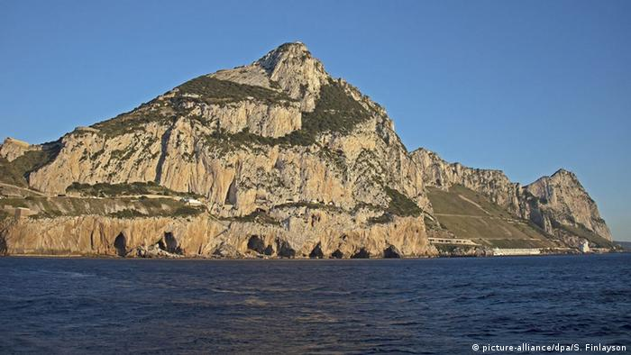 UNESCO Welterbe Gibraltar Gorham's Cave Complex (picture-alliance/dpa/S. Finlayson)