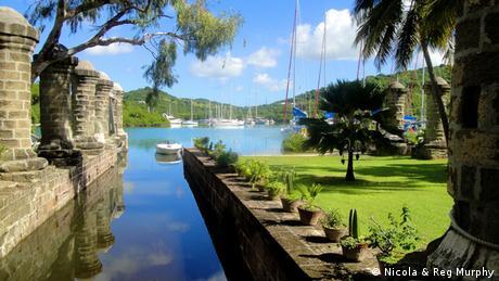 UNESCO Welterbe Antigua Naval Dockyard (Nicola & Reg Murphy)