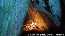 UNESCO Welterbe Gibraltar Gorham's Cave Complex
