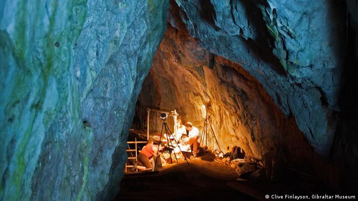 Пещера Горама