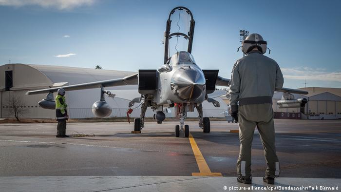 Военная база НАТО Инджирлик в Турции