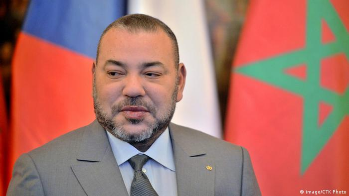 König Mohammed VI (imago/CTK Photo)