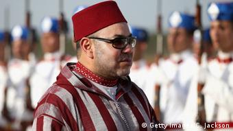 Marokko König Mohammed VI in Rabat (Getty Images/C. Jackson)