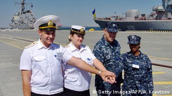 Військово-морські сили України та США вже майже 20 років проводять спільні навчання Sea Breeze