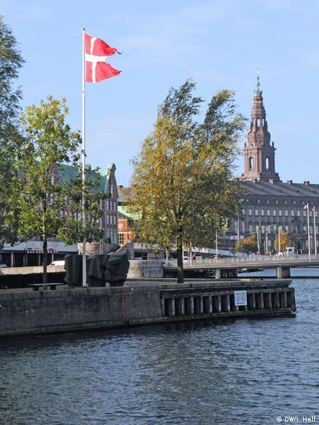 Stadtansicht von Kopenhagen (Foto: DW/I. Hell)