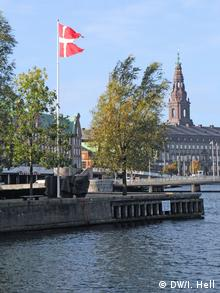 View of the city of Copenhagen (Photo: DW/I. Hell)