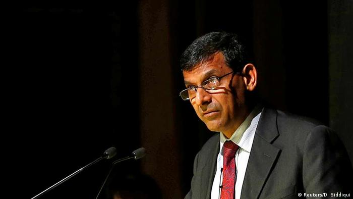 Economist Raghuram Rajan has worked for the IMF as chief economist and as an advisor to the Indian government