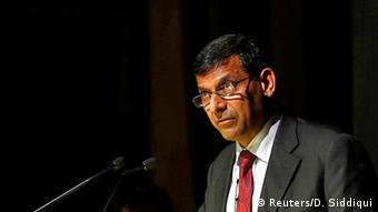 Economista indiano Raghuram Rajan