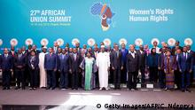 Ruanda AU-Gipfel in Kigali