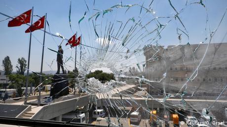 Η 15η Ιουλίου δώρο του Αλλάχ για τον Ερντογάν
