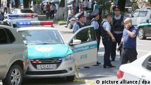 Kazakhstan: Attack on police station in Almaty