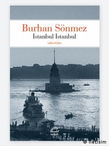 Book cover Burhan Sönmez Istanbul Istanbul, copyright: Iletisim
