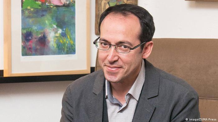 Turkish author Burhan Sönmez, Copyright: imago/ZUMA Press