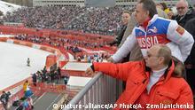 Russland Olympia Sochi Putin OVERLAY