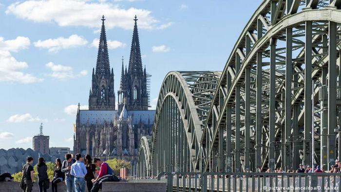 Deutschland Kölner Dom