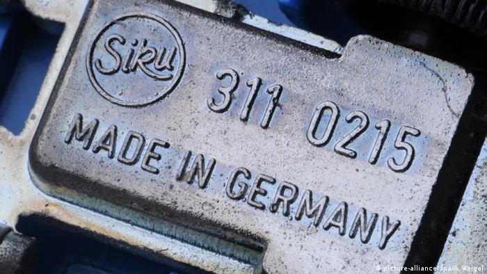 Логотип Made in Germany