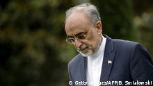 Symbolbild - Ali Akbar Salehi (Getty Images/AFP/B. Smialowski)