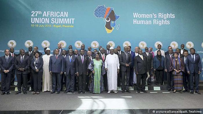 AU summit in Kigali