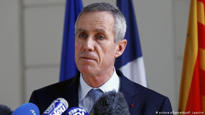 Paris - François Molins